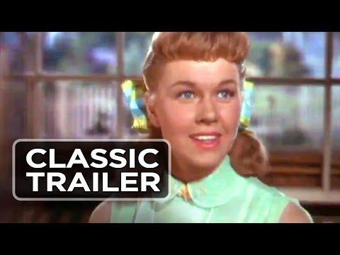 On Moonlight Bay (1951) Official Trailer - Doris Day, Gordon MacRae Movie HD