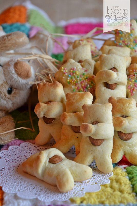 Biscotti orsetto