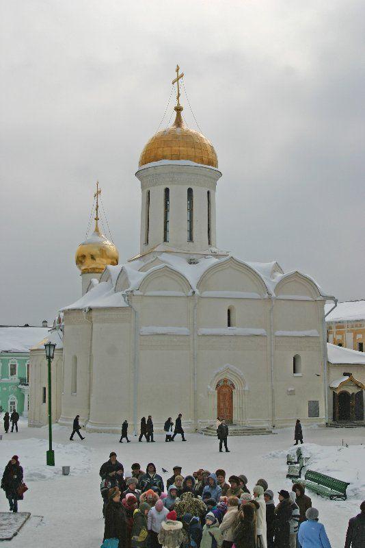 6 Троицких соборов России — Глобус России