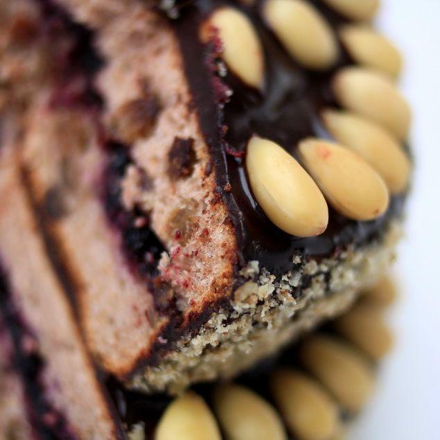 Orechová torta http://www.sikovnamamina.sk/orechova-torta/