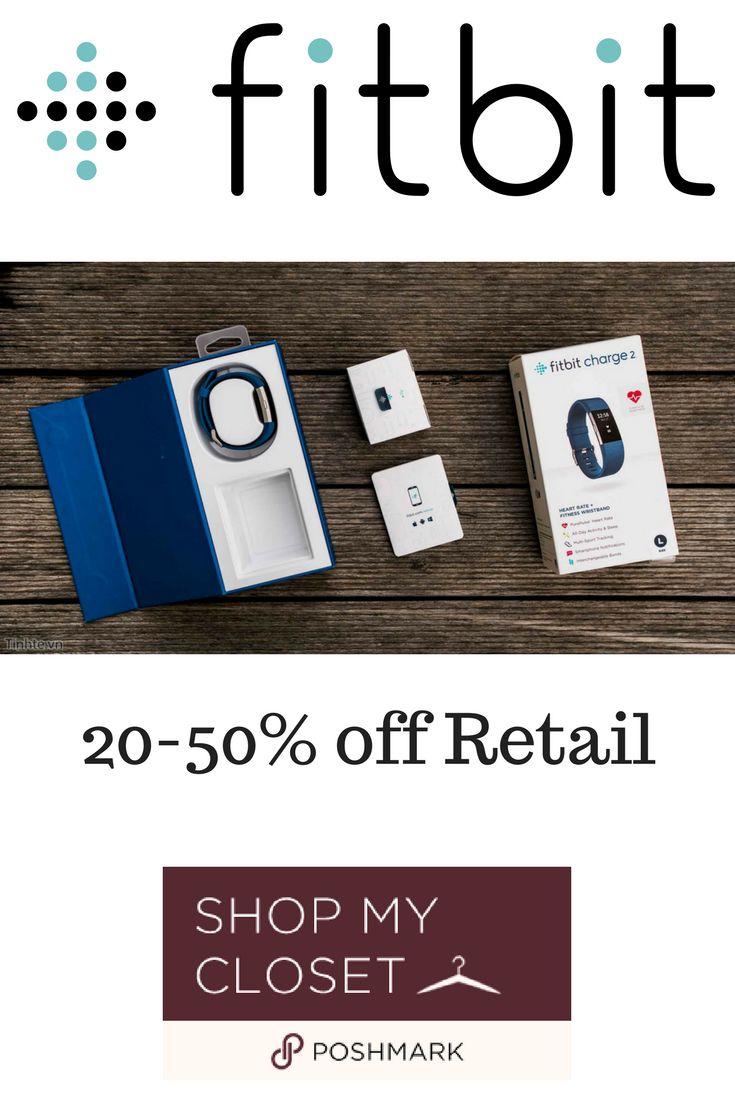 **Limited**- shop #Fitbit trackers. Various colors & sizes @ 20-50% off #retail. https://poshmark.com/closet/coolretaildealz #fitness #ShopMyCloset