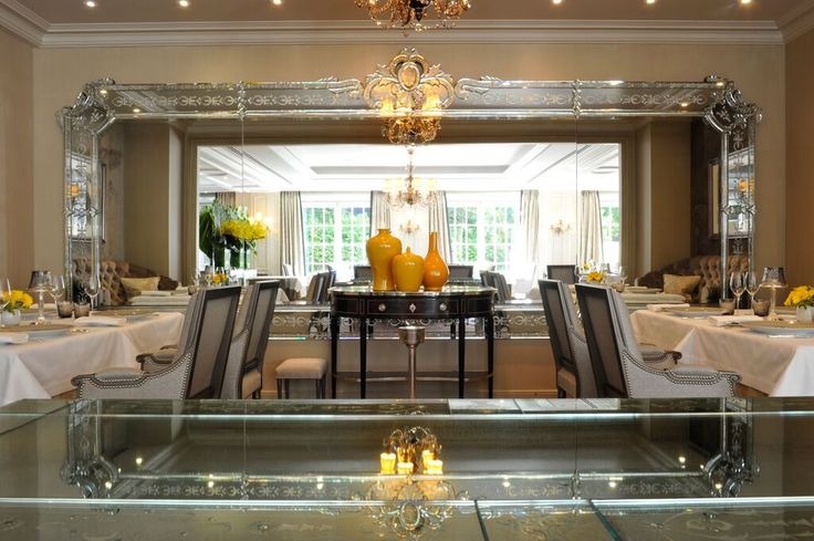 Hotel Shangri-La  #Paris - France Interior Design: Pierre Yves Rochon