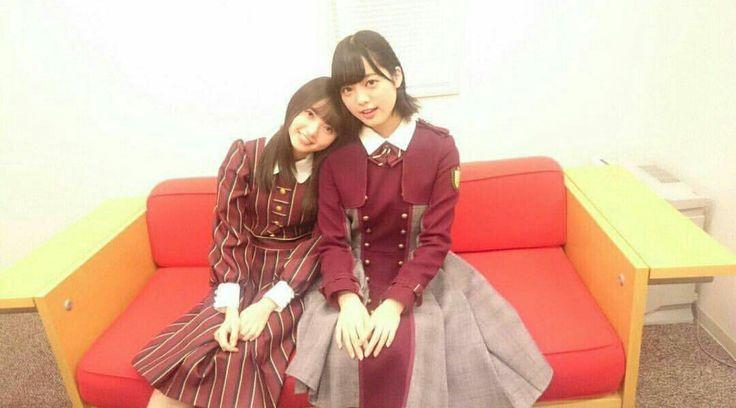 乃木坂46 齋藤飛鳥 平手友梨奈 Nogizaka46 Saito Asuka Hirate Yurina