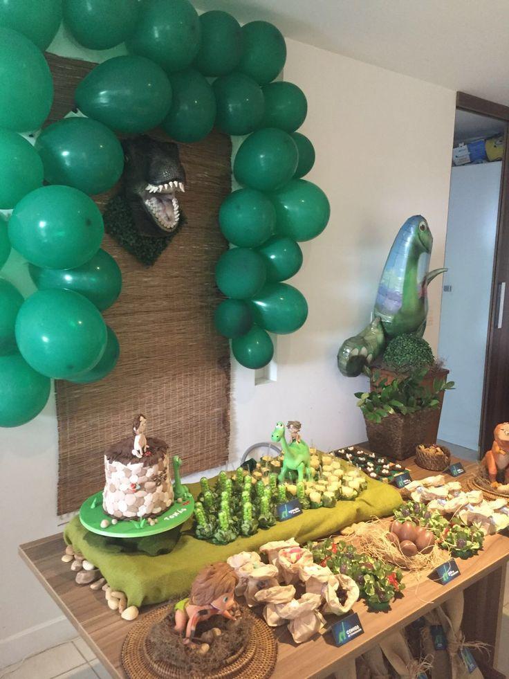 The Good Dinosaur Party
