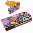 Magnetic Leather Pouch Flip Hard Phone Case Cover For Apple IPhone 4 4S 4G 4GS