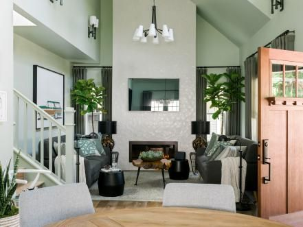 Living Room Pictures From HGTV Urban Oasis 2016 | HGTV Urban Oasis Sweepstakes | HGTV