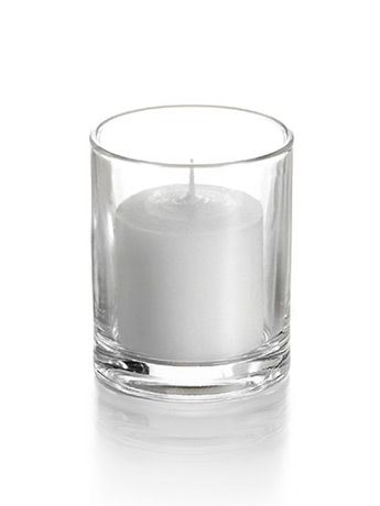 72 (SEVENTY-TWO!!!) candles and glass for $20 - 10 hour burn time.   Votive   Candles   Cheap   Inexpensive   Wedding   ...cannot believe this price.