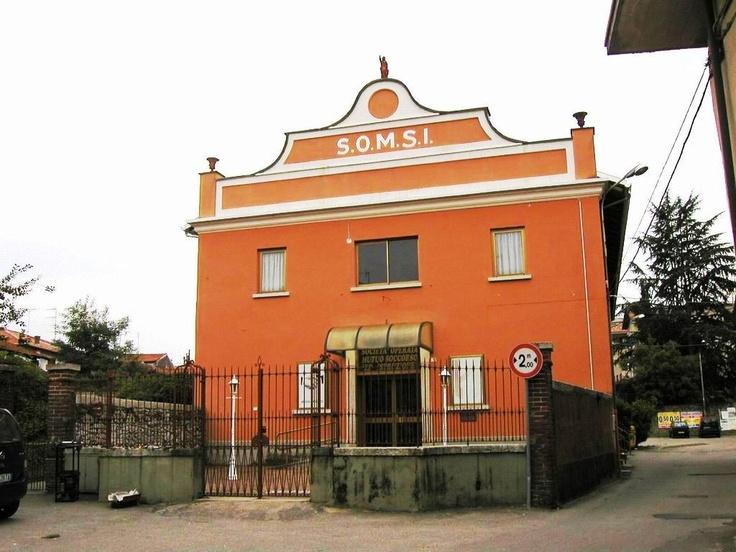 Società Operaia, Gozzano, Italy