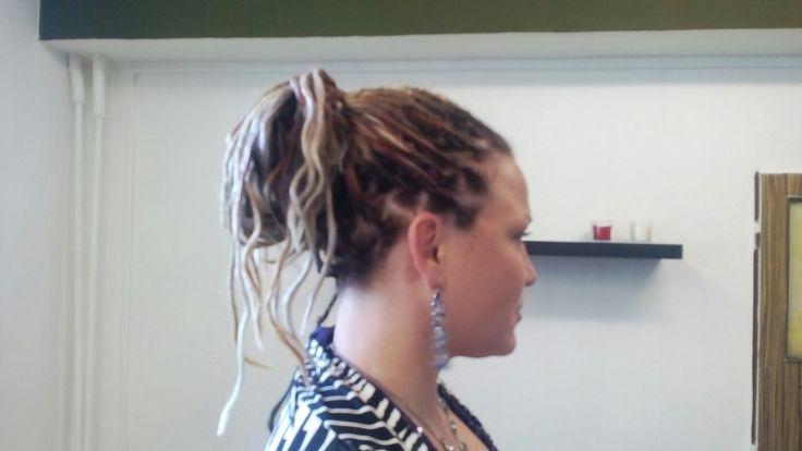 Cool open silky dreads