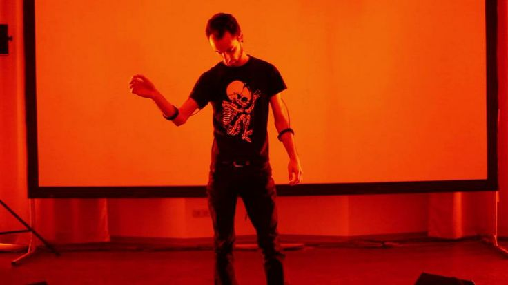 Marco Donnarumma - Music for Flesh II on Vimeo