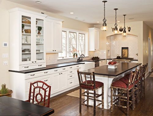 45 Best Kitchen Island Seating Images On Pinterest Kitchen Islands Counter Stools And Kitchens