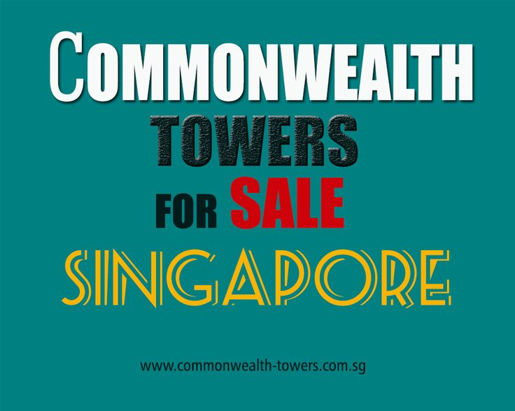 When shopping for the Commonwealth Towers For Sale Singapore, be sure to get help from a local real estate agent. The local real estate agent is knowledgeable in finding a suitable condominium unit. You can tell the real estate agent about the kind of condominium you want to buy.