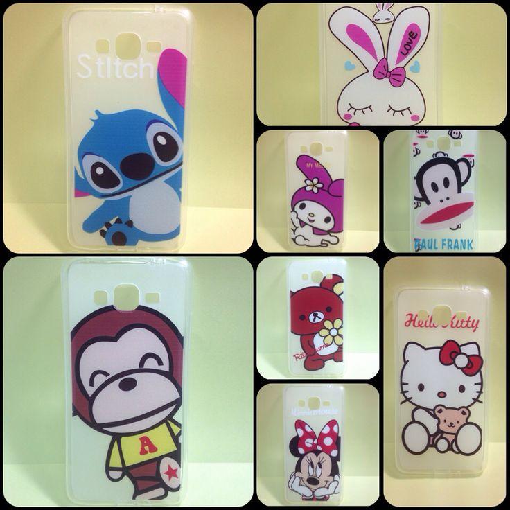 เคส TPU ของ Samsung Galaxy Grand Prime  ลายน่ารักๆ ทั้งนั้น  เพียง 99฿ จ้า   สนใจทัก Line id: aprilizchom7  www.facebook.com/aprilizbychom Tel: 0879959869  #case #caseSamsung #Samsung #Galaxy #Grand #Prime #GrandPrime #G530 #gorilar #Stitch #Rabbit #Kitty #MyMelody #Minnie #Rilakkuma #PaulFrank #เคส #เคสซัมซุง #เคสแกรนไพร์ม #แกรนไพร์ม #แกรนด์ไพร์ม #พอลแฟรงค์ #ริลาคุมะ #ริลัคคุมะ #มินนี่เมาส์ #คิตตี้ #กระต่าย #สติช #กอลิล่า