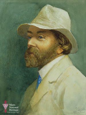 Archibald Knox 1864-1933 by E.C.Quayle.