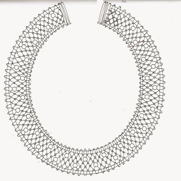 Hace tiempo una amiga nos pidió el picado de un collar y unos pendientes.  No se nos ha olvidado y hoy lo subimos al blog como le prometimos...