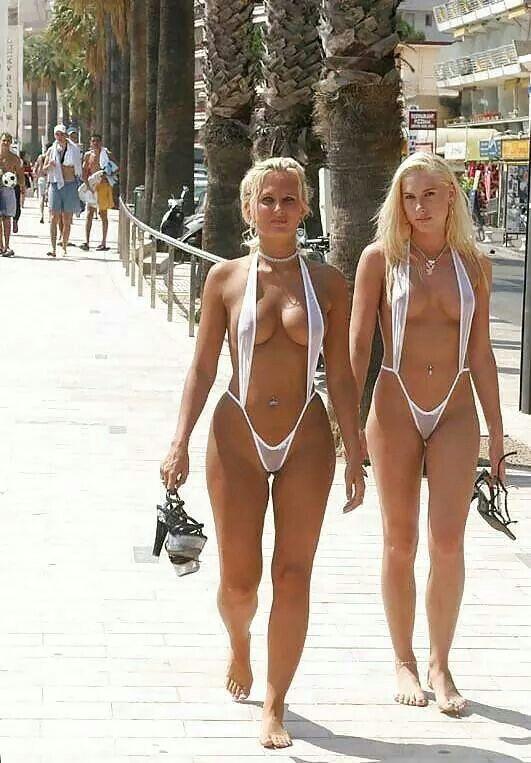 Bikini dare girl virtual