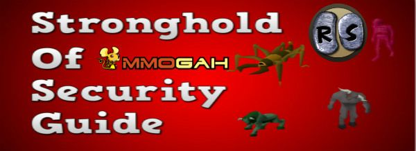 Osrs Money Making Guide Stronghold Of Security Stronghold