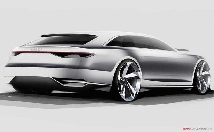 Audi 'Prologue Avant' Concept Revealed Ahead of Geneva Debut