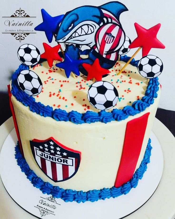 Torta Junior De Barranquilla En 2020 Tortas Tortas