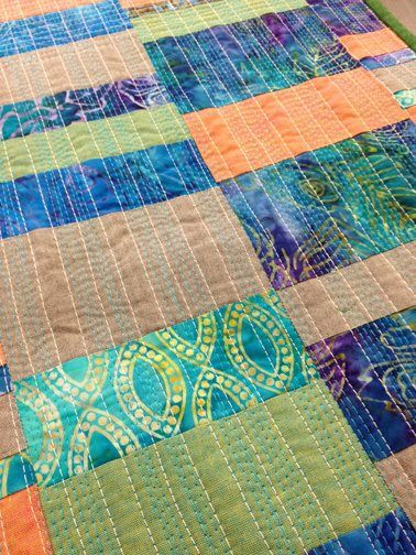 Discover machine quilting ideas to try! Whether you've been machine quilting for years or are just getting started, you won't want to miss these tips and techniques >>