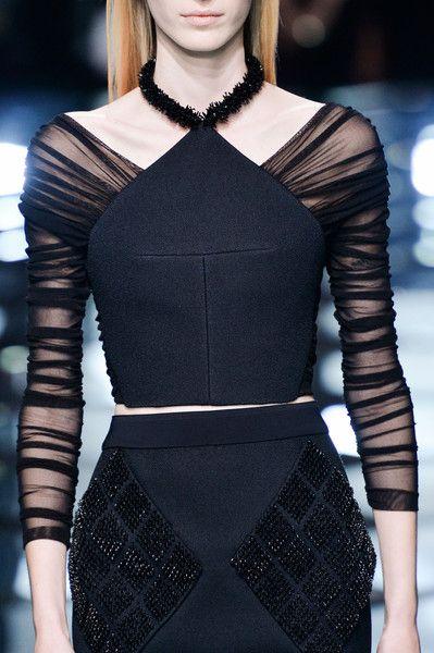 Balenciaga at Paris Fashion Week Spring 2015 - Livingly