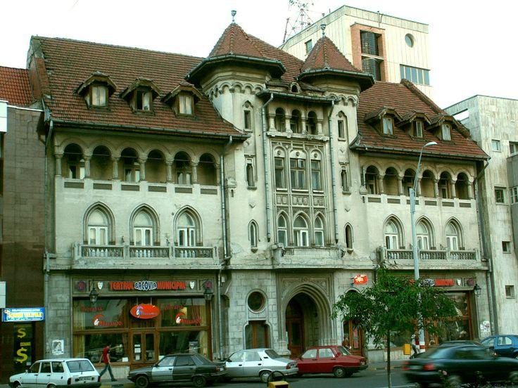Bacovia Theatre #Bacau