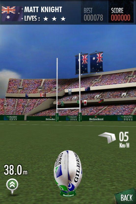 Project: Heineken Rugby Clubhouse Client: Heineken https://itunes.apple.com/au/app/heineken-rugby-clubhouse/id450375998?mt=8