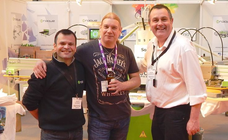 ROQ at the Printwear&Promotion Live 2015
