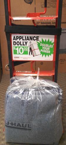 U Haul Appliance Dolly
