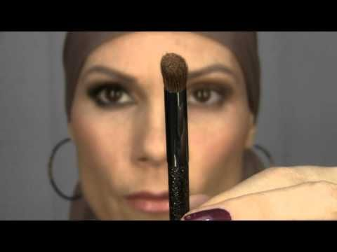 This is a tutorial on smokey eyes for DEEP SET eyes.  Finally!! :-)
