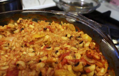 Ρύζι με φασόλια   Μοναστηριακά Προϊόντα   Από το Άγιον Όρος στο σπίτι σας!