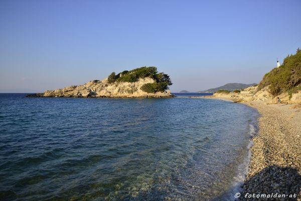 The quiet part of Kokkari