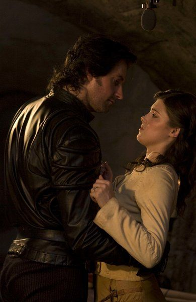 Guy and Marian... The only two reasons there were to watch BBC's Robin Hood. ;)