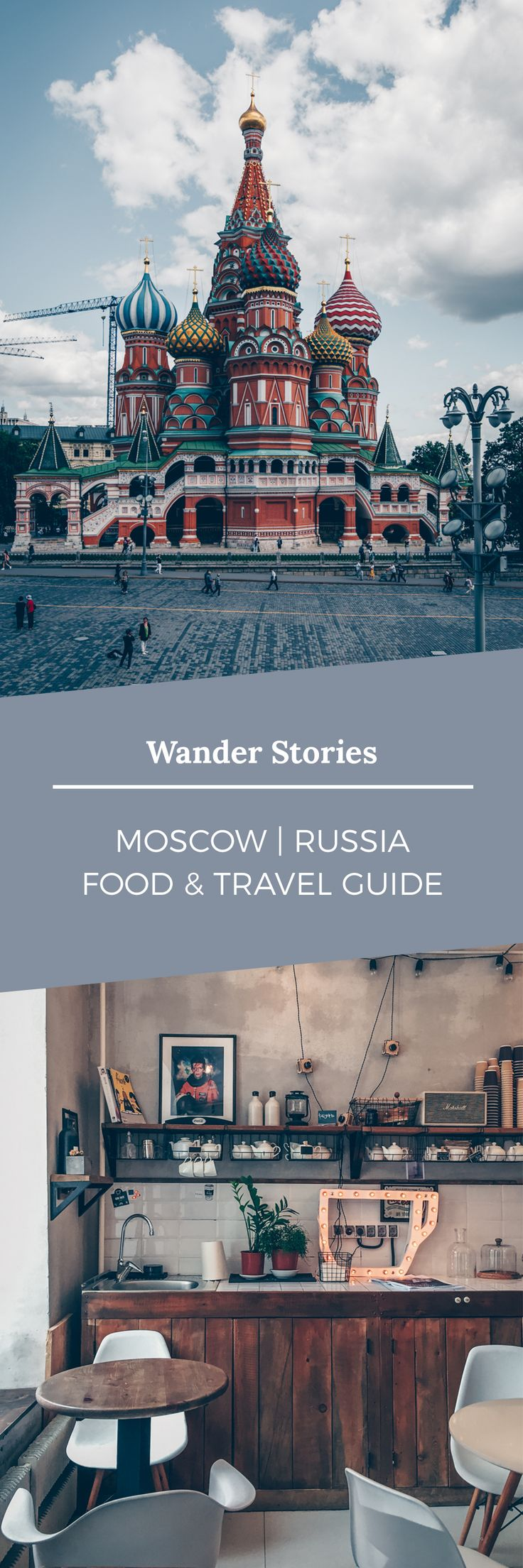 Moscow Food & Travel Guide | Wander Stories by Kati of black.white.vivid. - A quick guide to Moscow, Russia with food, sightseeing and shopping tips - travel photography, moody travel photography, moody photography, Moscow city, moscow food, moscow restaurant, russian food in moscow, Moscow coffeeshops, cold pressed juices moscow, healthy food moscow, ceramics moscow