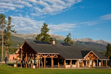 Carter Park Pavilion Breckenridge Co Wedding Venues