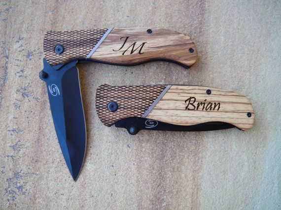 custom groomsmen gift knives - Best Groomsmen Gifts