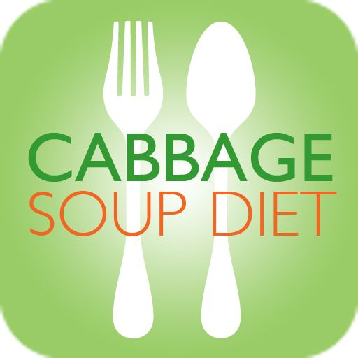 Cabbage Soup Diet App for iPhone or Android Phones 1.99
