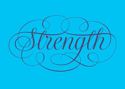 59 Best Lettering Swash Flourish Images On Pinterest