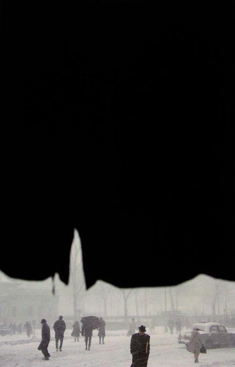 "kvetchlandia: ""Saul Leiter Canopy c.1958 """