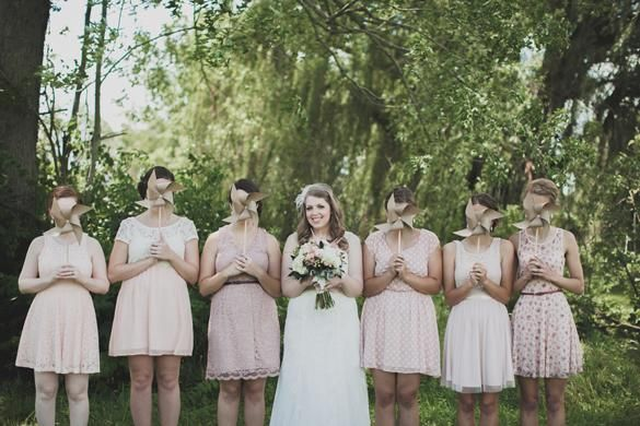 16 Best Images About Alternatives To Bridesmaids Bouquets