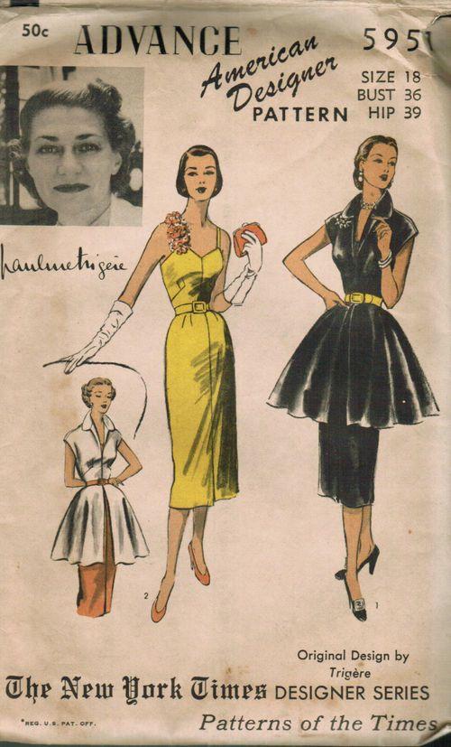 Pauline Trigere design
