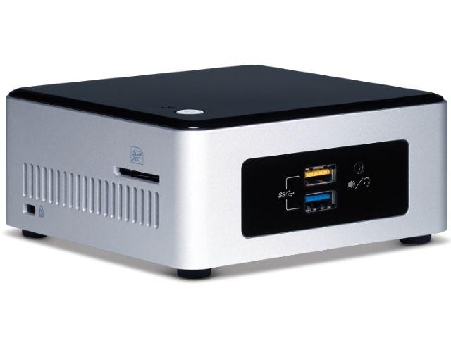 Pentium® N3700 手のひらサイズ Intel純正コンパクトPC  NUC Kit NUC5PGYH (BOXNUC5PGYH0AJ)
