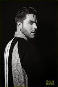 Notion Magazine : Adam Lambert