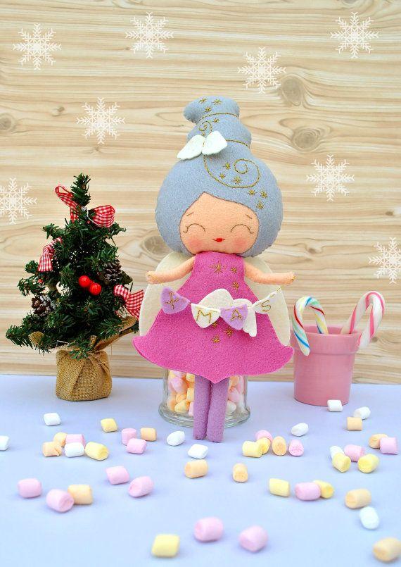 Divine And Beautiful Angel Christmas Decoration Ideas - Christmas Celebrations