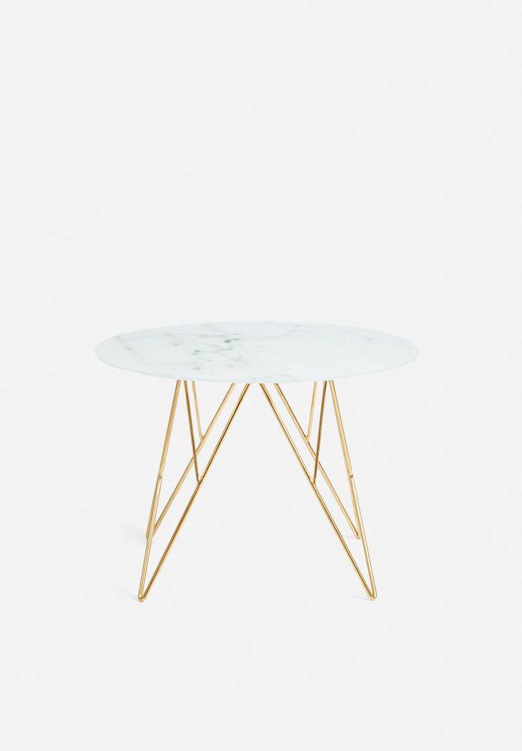 Marble & Gold | Prunus lamp table | SIXTH FLOOR Superbalist |