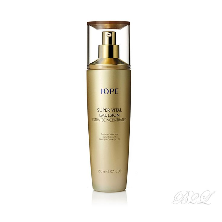 [IOPE] Super Vital Emulsion Extra Concentrated 150ml / by Amore Pacific Korea #IOPE