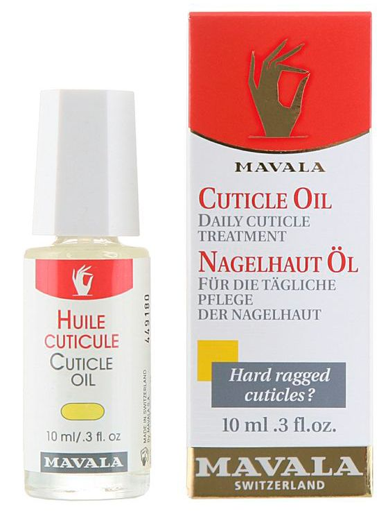 Cuticle Oil #Mavala #Nails