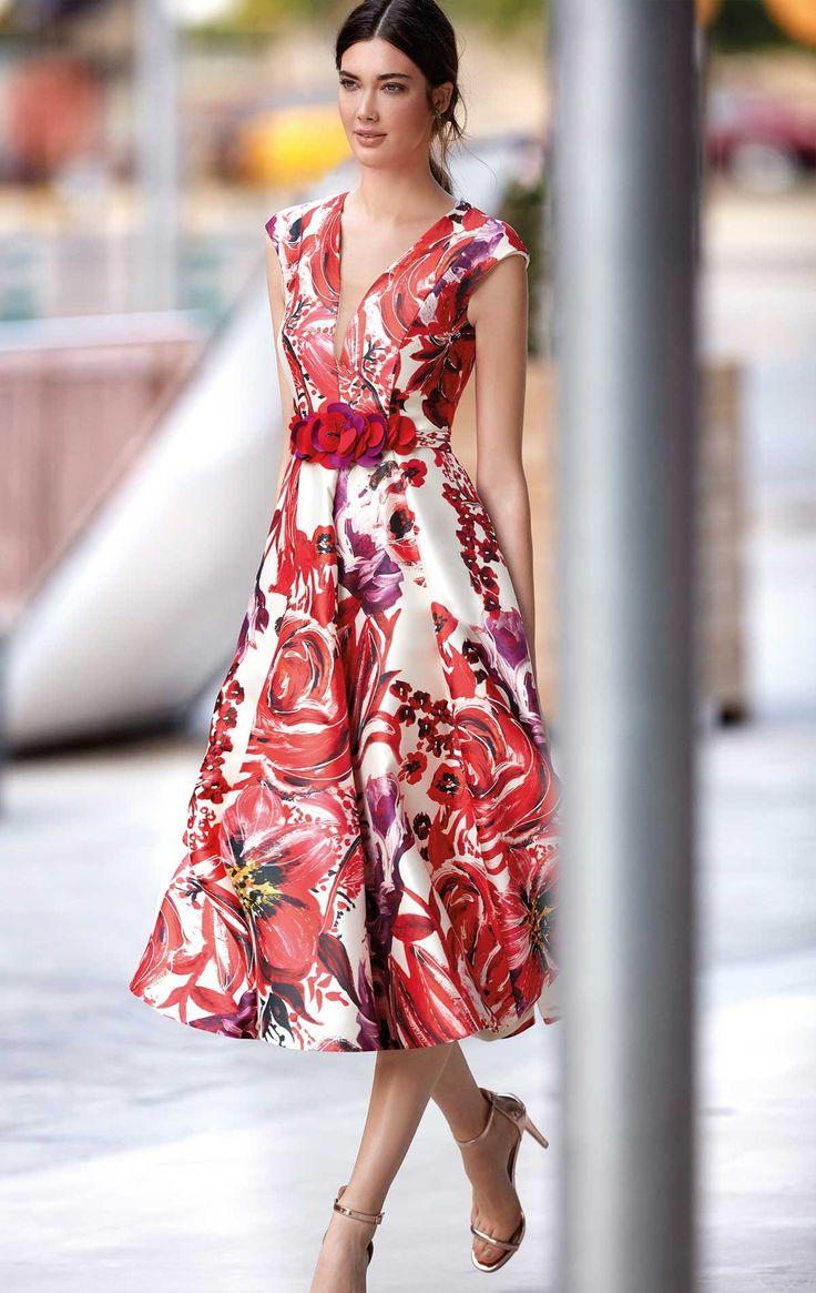 16 best Carla Ruiz Occasion Dresses S/S 2018 images on Pinterest