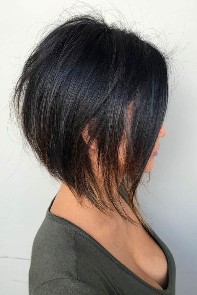 25 best ideas about short layered haircuts on pinterest