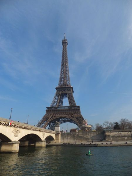 Traveling to Paris, France with kids.